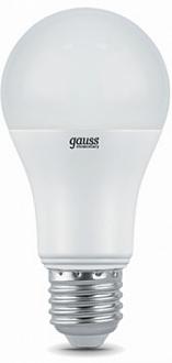 Лампа Gauss Elementary LED A60 20W E27 6500K 1/10/40
