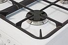 Газовая плита De Luxe 606040.04г, чугунная решетка., фото 2