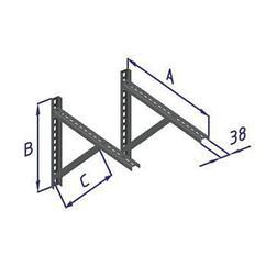 Консоль(пара)(ОЦ,t1,5) А500*В350*С302