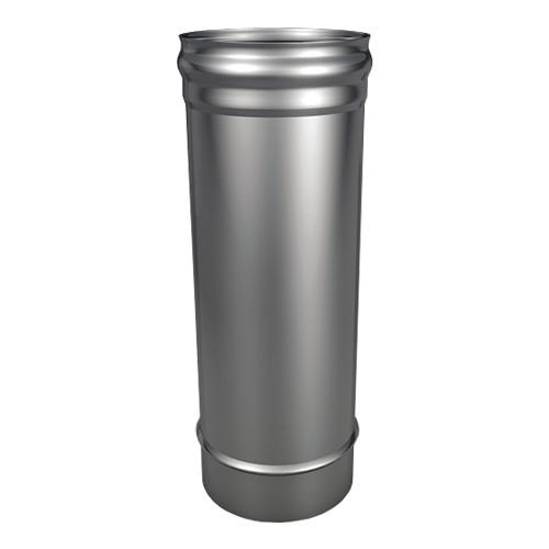 Труба Моно (430, t0.5) d100 L500 (раструб)