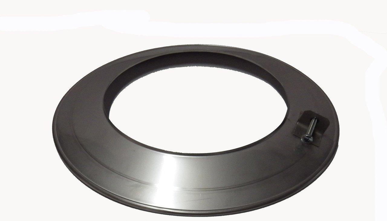 Фартук для дымохода (430, t0,5) d100 / D260 L60