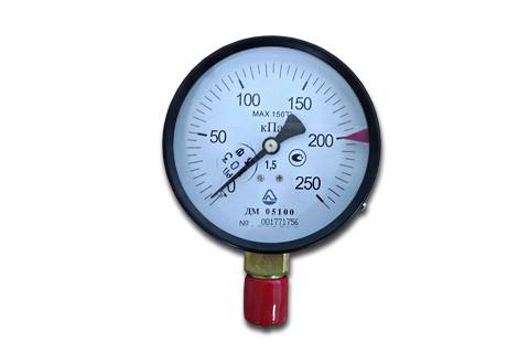 Манометр ДМ 05100 - 0-250 кПа -1.5
