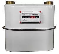 Газовый счетчик QK-G10T G2