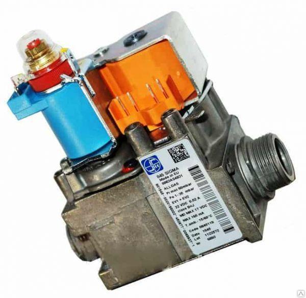 Газовый клапан-0020200660