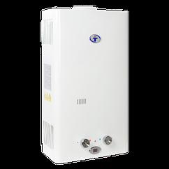 Газовый проточный водонагреватель ТАГАНРОГ ГАЗОАППАРАТ ВПГ-12-DA с блоком питания
