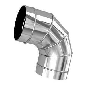 Отвод Моно (430, t0.5) 90º, d250 (Раструб)