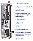 Электроотопительный котел ЭВАН NEXT-5, фото 2