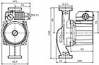 Насос Wilo Star RS 25/7 с гайками, фото 2