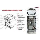 Protherm Медведь 20 КLOM напольный газовый одноконтурный котел, фото 2