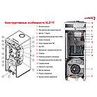 Protherm Медведь 50 KLZ напольный газовый двухконтурный котел, фото 3