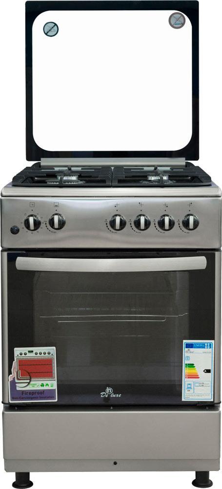 Газовая плита 606040.24г 005 Deluxe