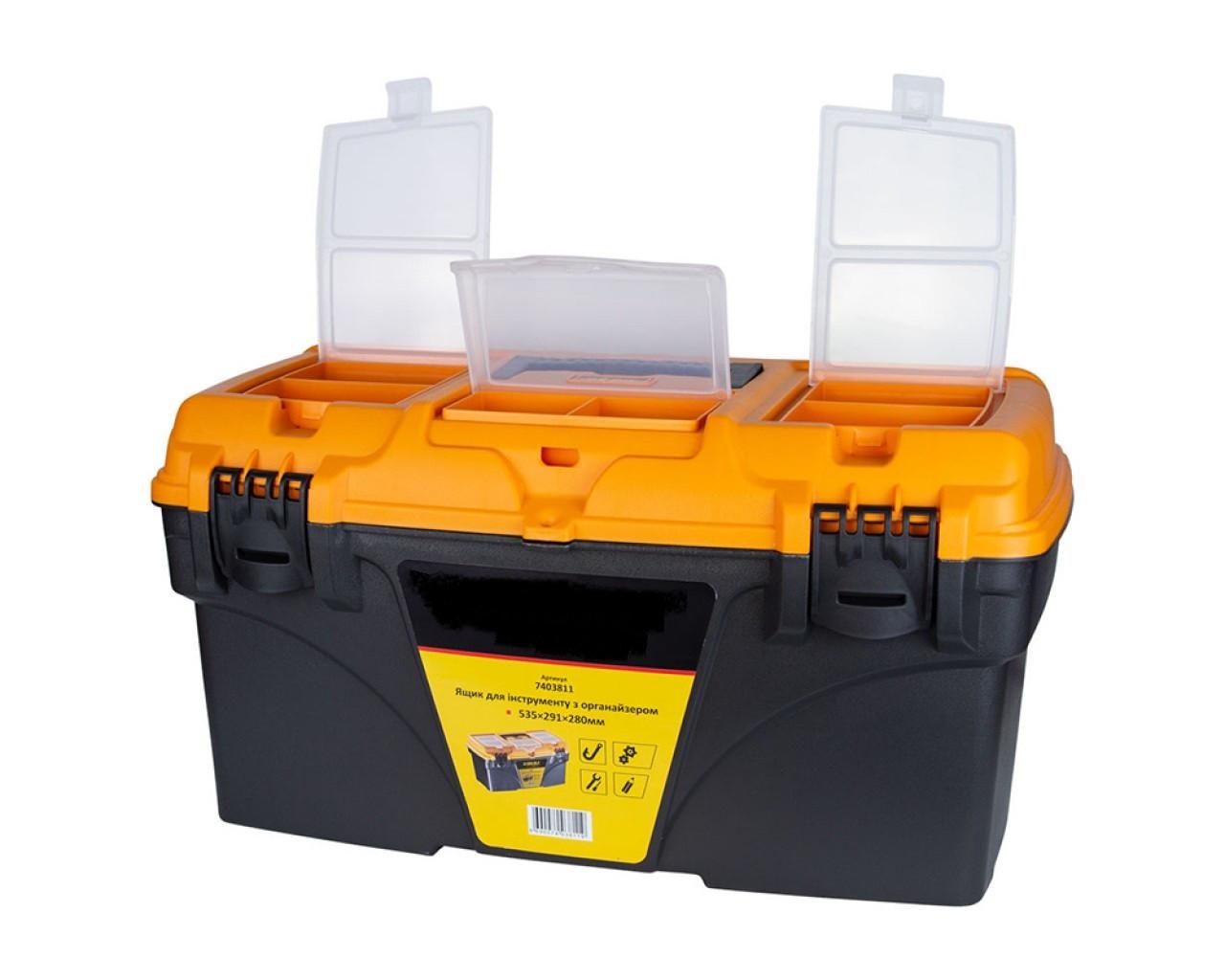 Ящик для инструментов 16*380mm