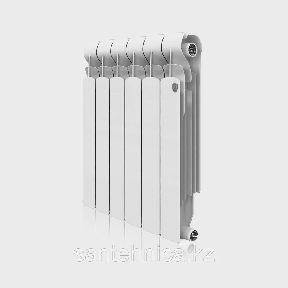 """Радиатор биметаллический """"Royal Thermo"""" Indigo 585/80/100 мм Россия 175 Вт/1.89 кг"""
