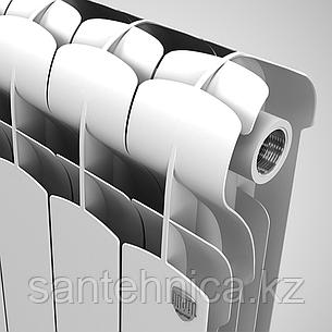 """Радиатор биметаллический """"Royal Thermo"""" Indigo 585/80/100 мм Россия 175 Вт/1.89 кг, фото 2"""