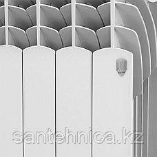 """Радиатор биметаллический """"Royal Thermo"""" Revolution 564/80/80 мм Россия 160 Вт/1.82 кг, фото 3"""