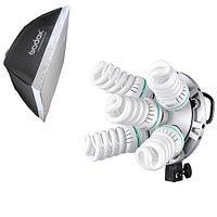 Студийный осветитель Godox TL-5 плюс софтбокс 60*60, фото 1