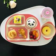 Детская бамбуковая  посуда  Панда