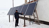 Солнечные батареи обеспечат электроэнергией и водой отдалённые крестьянские хозяйства в Карагандинской области