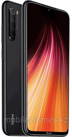 Смартфон Xiaomi Redmi Note 8 64gb Чёрный