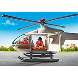 Детская клиника: Вертолет скорой помощи 6686pm, фото 5