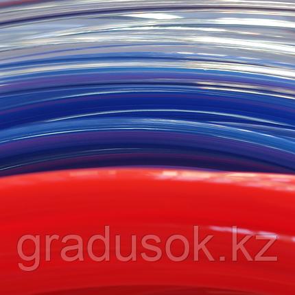 Пневмошланг белый, синий, красный 10 мм, фото 2