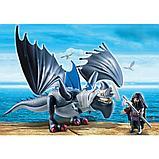Конструктор Playmobil Драконы: Драконы: Драго и Громокоготь 9248pm, фото 4