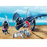 Конструктор Playmobil Драконы: Драконы: Драго и Громокоготь 9248pm, фото 6