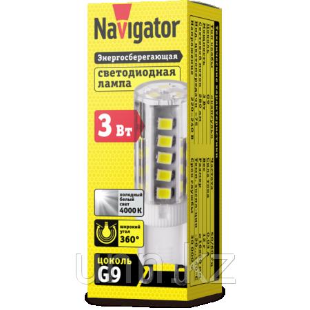 Лампа NLL-P-G9-3-230-4K Navigator