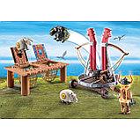Конструктор Playmobil Драконы: Плевака и Вепр 9461pm, фото 4