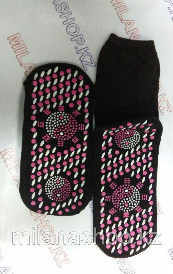 Турмалиновые согревающие носки