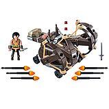 Конструктор Playmobil Драконы: Эрет с 4 Баллистами 9249pm, фото 3