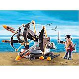 Конструктор Playmobil Драконы: Эрет с 4 Баллистами 9249pm, фото 4