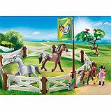 Конструктор Playmobil Конный клуб: Загон для лошадей 6931pm, фото 5