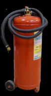 Огнетушитель порошковый закачной ОП-45(З)