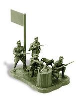 Сборная модель Советские пограничники 1941 г, фото 1