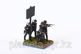 Сборная модель Немецкая пехота 1939-1942, 1:72