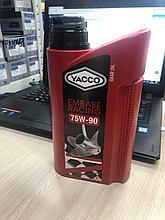 Масло синтетическое для редукторов винтов и рулевых колонок спортивной водной техники EMBASE RACING 75W90 1L