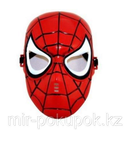 """Детская  маска """" Человек паук"""""""