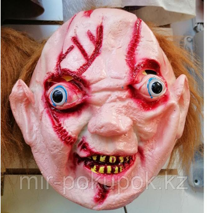 "Резиновая маска на Хэллоуин"" Кукла Чаки 2"""