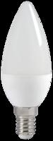 Лампа светодиодная ECO C35 свеча 5Вт 230B 3000K E14 IEK, фото 2