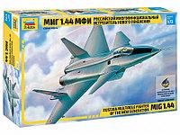Сборная модель Российский многофункциональный истребитель нового поколения МИГ 144 МФИ, 1:72, фото 1