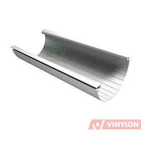 Желоб 125 Vinylon водосточный (белый)