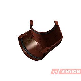 Угол желоба 135° Vinylon (универсальный, кофе)