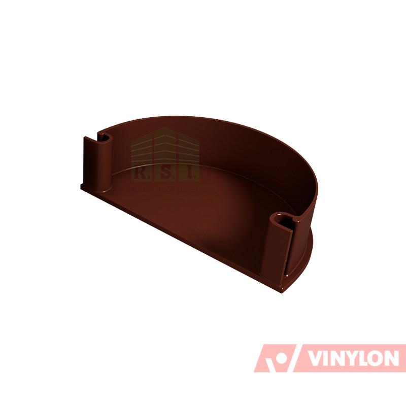 Заглушка воронки Vinylon (универсальная, кофе)
