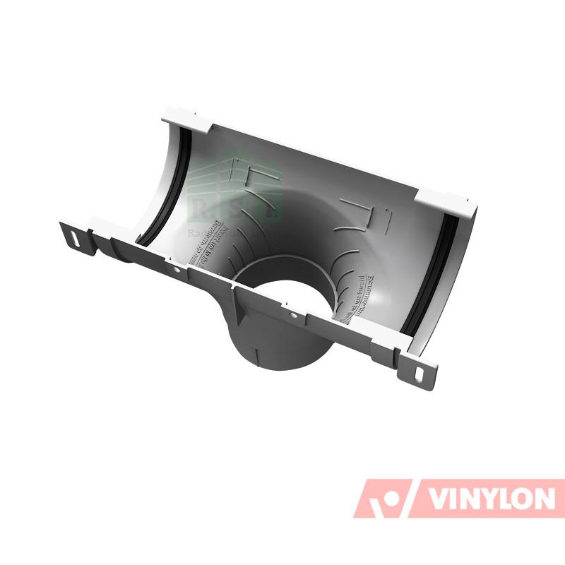 Воронка центральная Vinylon (белая)