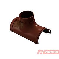 Воронка центральная Vinylon (кофе), фото 2