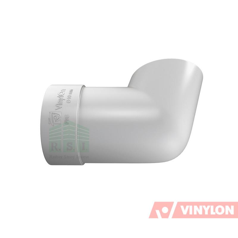 Слив трубы Vinylon (белый)