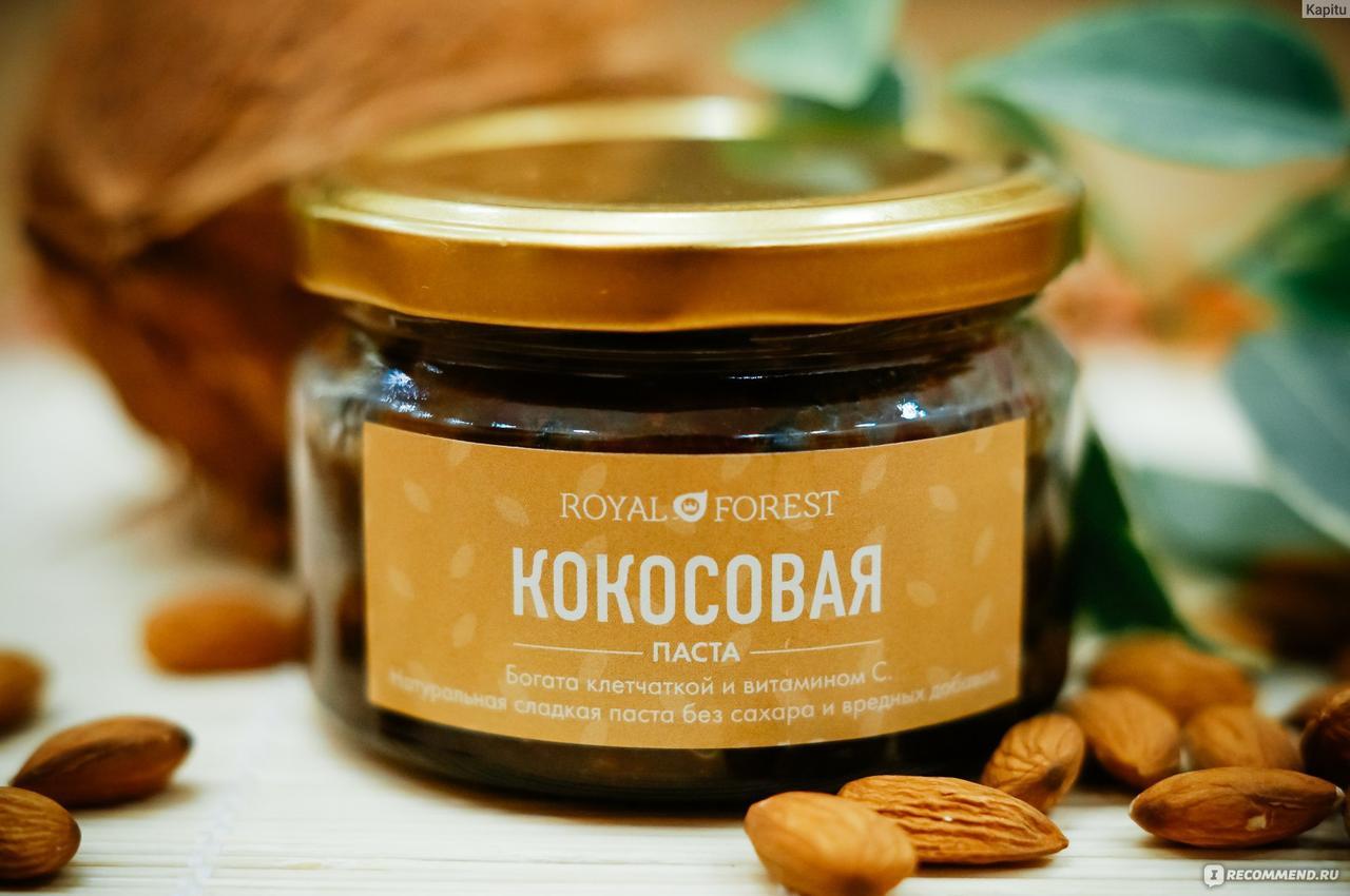 Паста кокосовая, 200 г