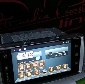 Головное устройство DSK Toyota Fortuner 2012+ IPS ANDROID, фото 2