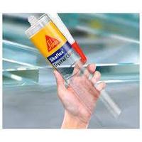 Sikaflex 112 Crystal Clear Прозрачный клей-герметик, 300 мл